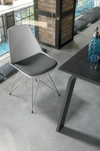 VALENCIA SE193, Chair with soft padded seat