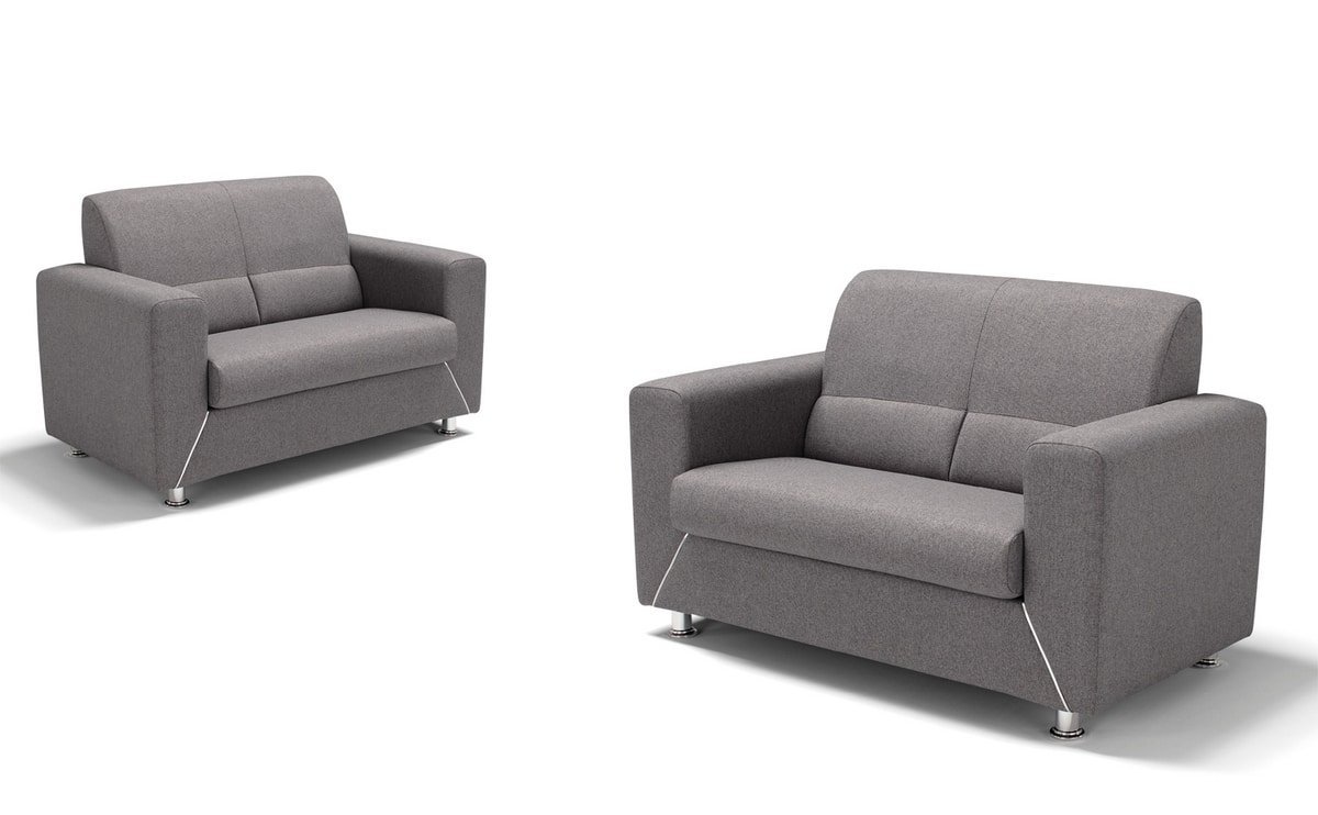 Ademar, Compact 2 seater sofa