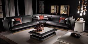 ALLURE modular sofa, Modular sofa with an Italian taste