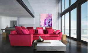 Angel, Customizable corner sofa