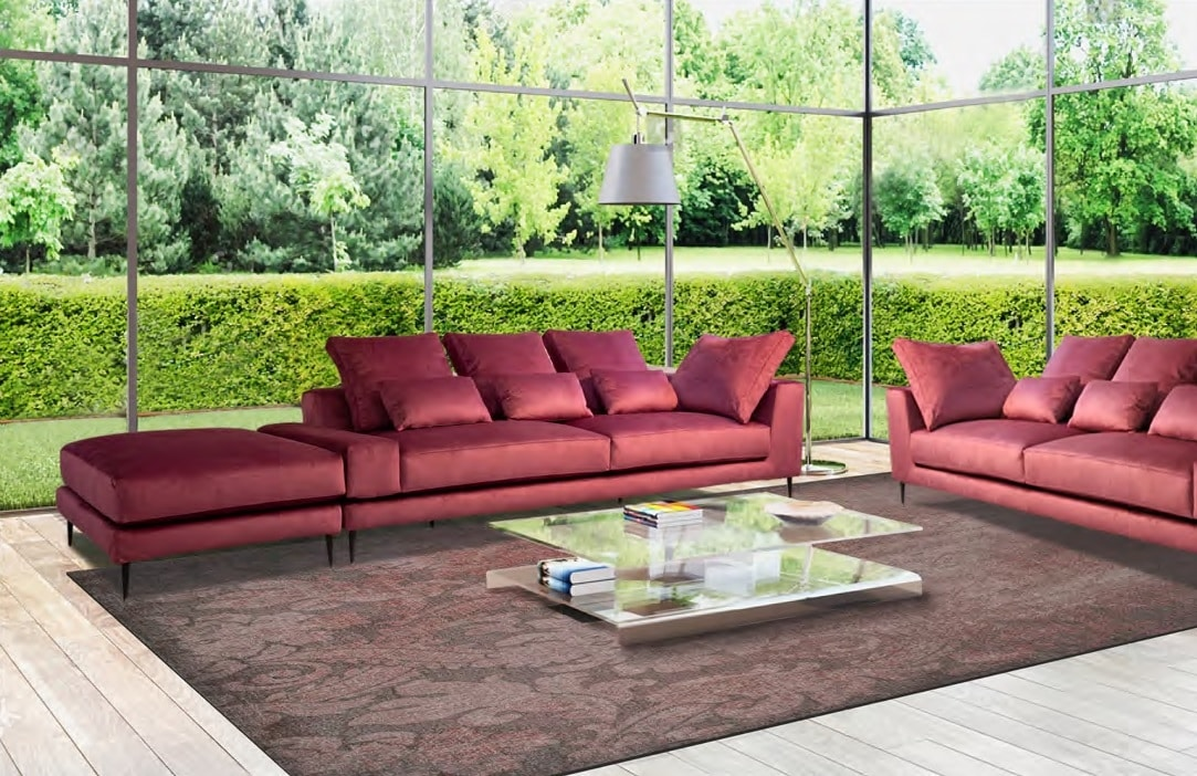 Arabel, Modular sofa with removable cover