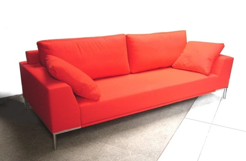 Arian, Modern sofa for office, comfortable seating