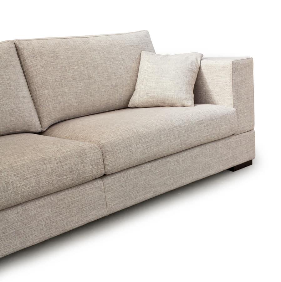Art. 3210 Milena, Sofa with a contemporary design