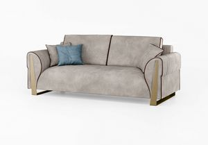 ART. 3423, Elegant two-seater sofa