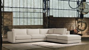 Blow, Sofa with a modern and elegant design