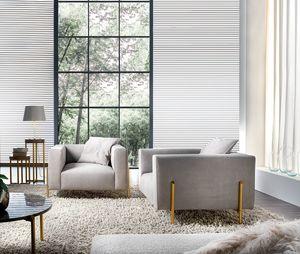 Brera armchair, Contemporary design armchair