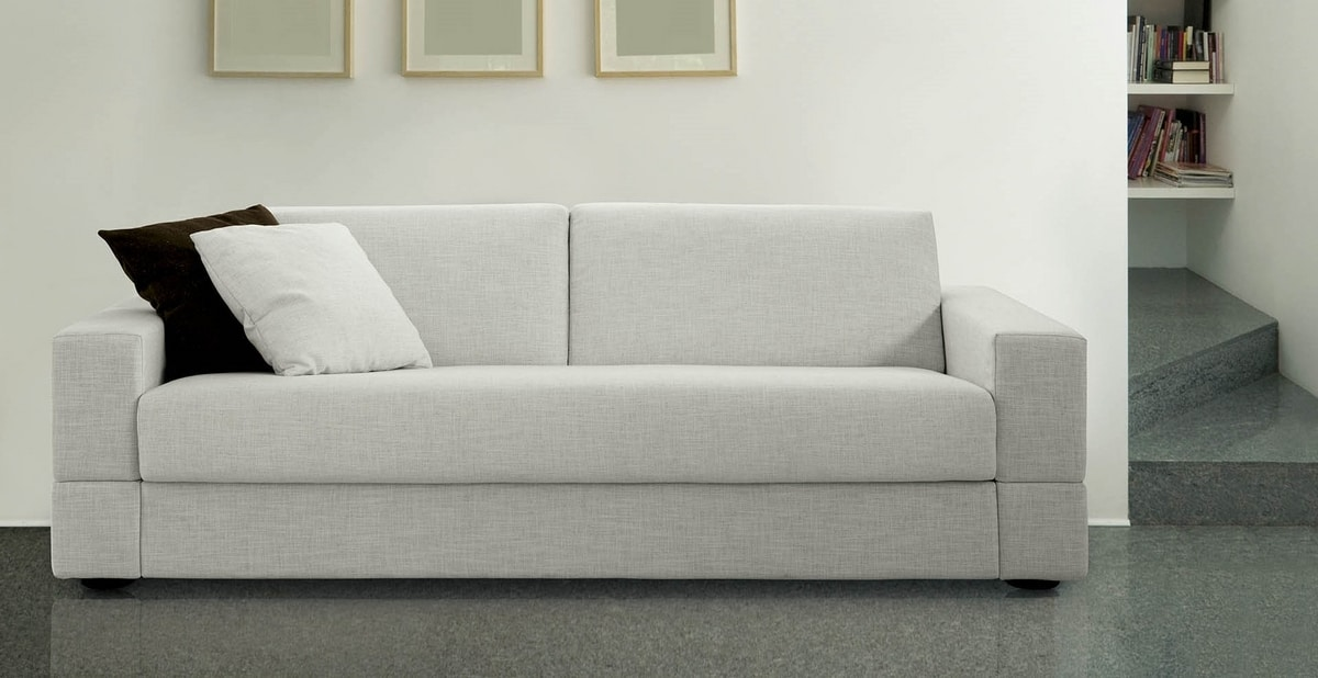 Brian, Removable and dismantable sofa bed