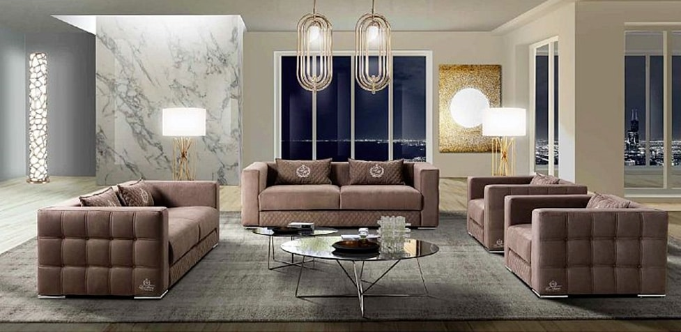 BROOKLYN, Sofa with contemporary style