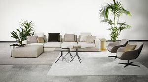 Bruce, Soft and comfortable modular sofa