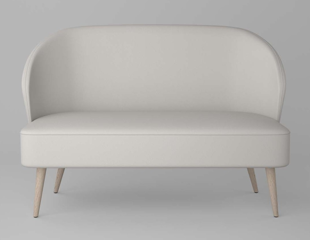 BS468L - Sofa, Imitation leather sofa