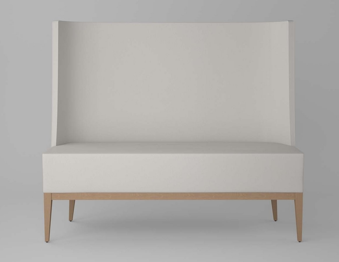 BS601L - Sofa, Sofa with high back