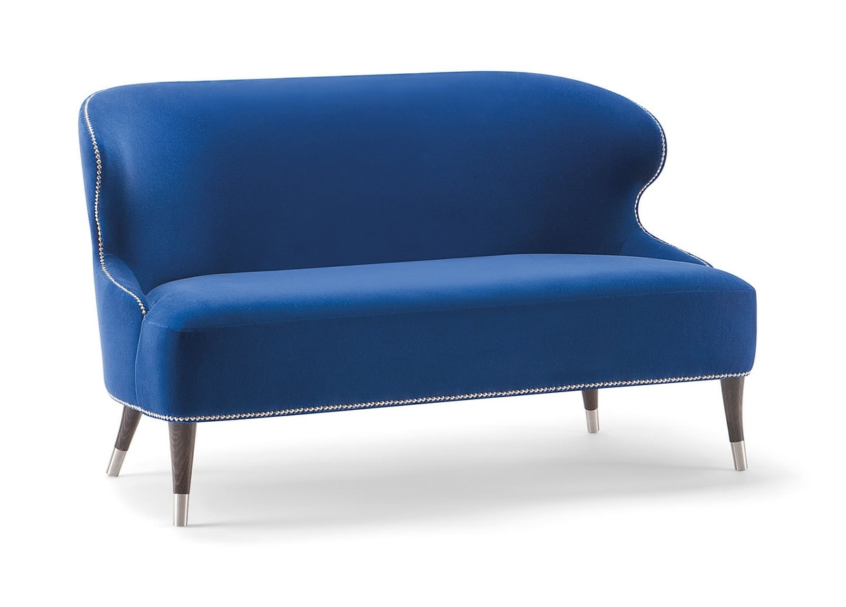 CAMELIA SOFA 051 D, Two seater sofa