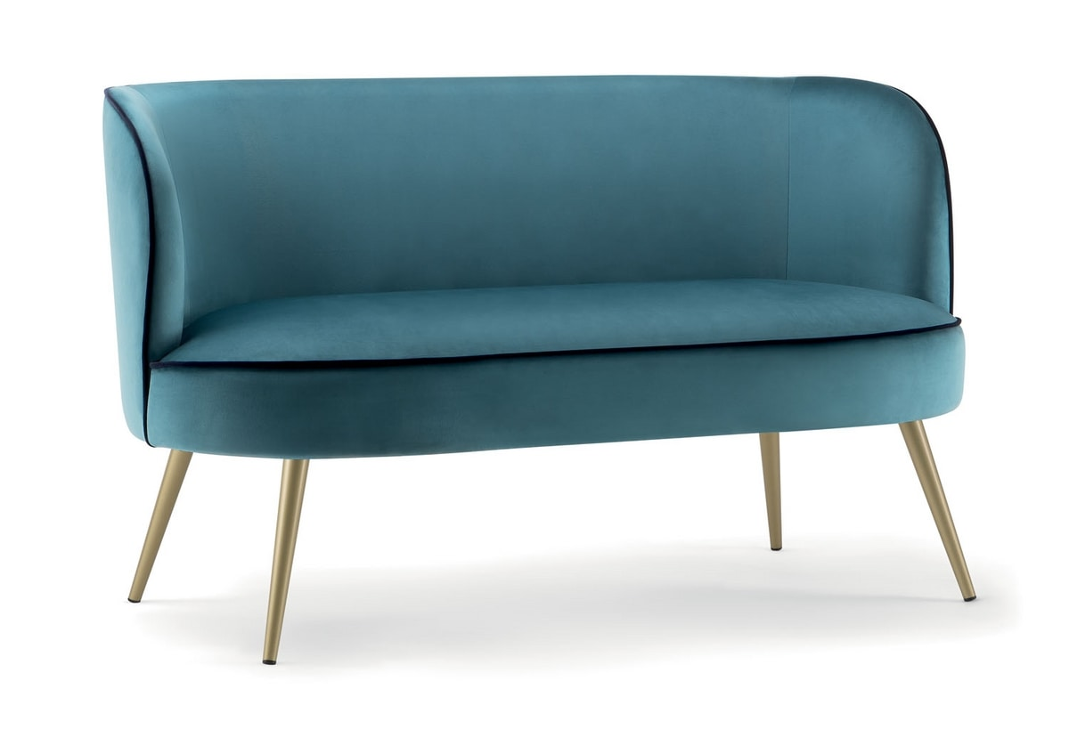 CANDY SOFA 061 DL, Sofa with sweet shapes