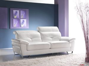 Casablanca, Sofa with high feet in a pleasant and elegant style