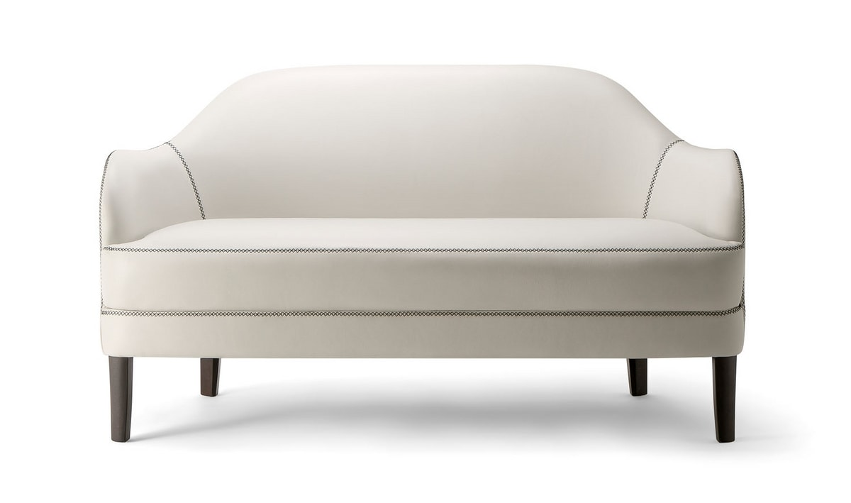 CHICAGO SOFA 015 D, Sofa suitable for elegant and sophisticated environments