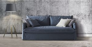 Clarke XL, Sofa with deep seat