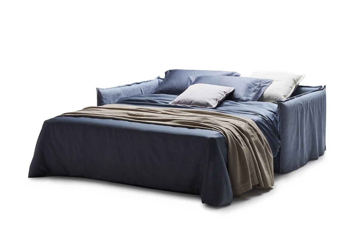 Clarke XL, Sofa with deep seat