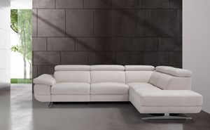 Cristian, Modular sofa, with relaxation mechanism