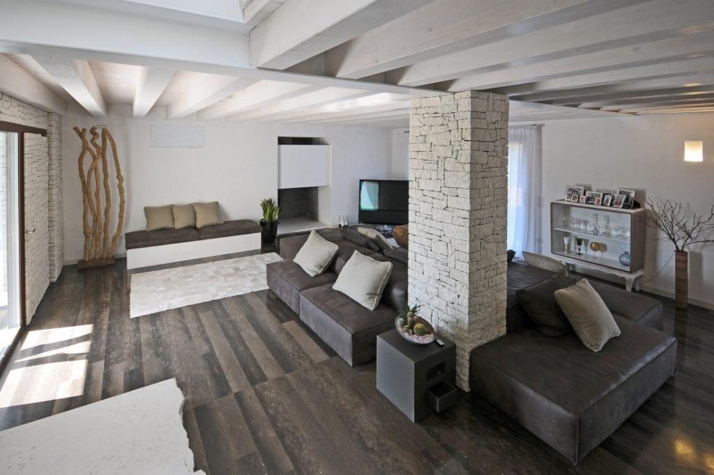 Cubiko, Versatile sofa with recombinable elements