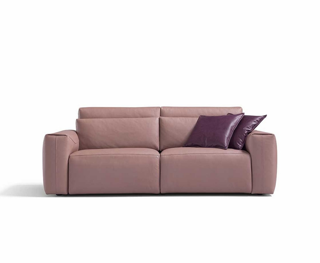 Cyprienne, Relax sofa for small spaces