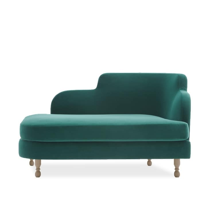 Délice 01054 - 01057, Upholstered Sofa for Hotels