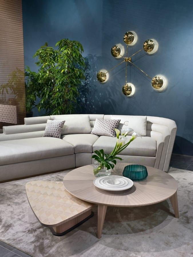 DI47 Theater sofa, Modular sofa with a modern design