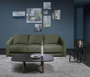 DI55 Desyo sofa, Comfortable three-seater sofa