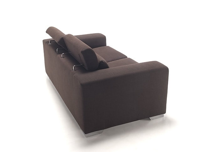 Domino, Sofa with reclining headrest