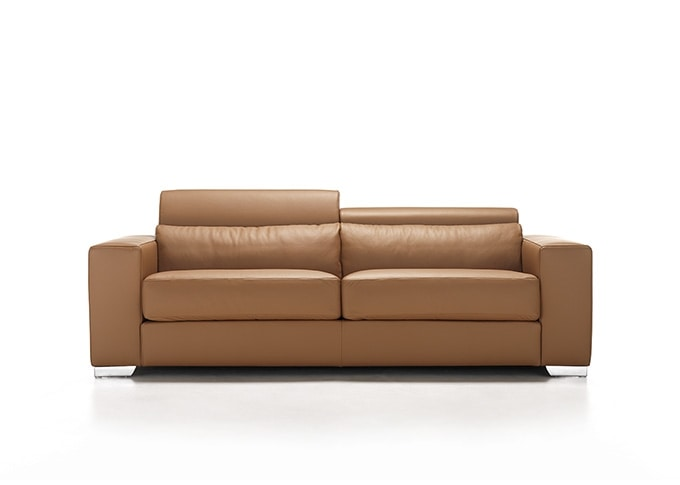 Brilliant Sofa With Reclining Headrest Idfdesign Dailytribune Chair Design For Home Dailytribuneorg