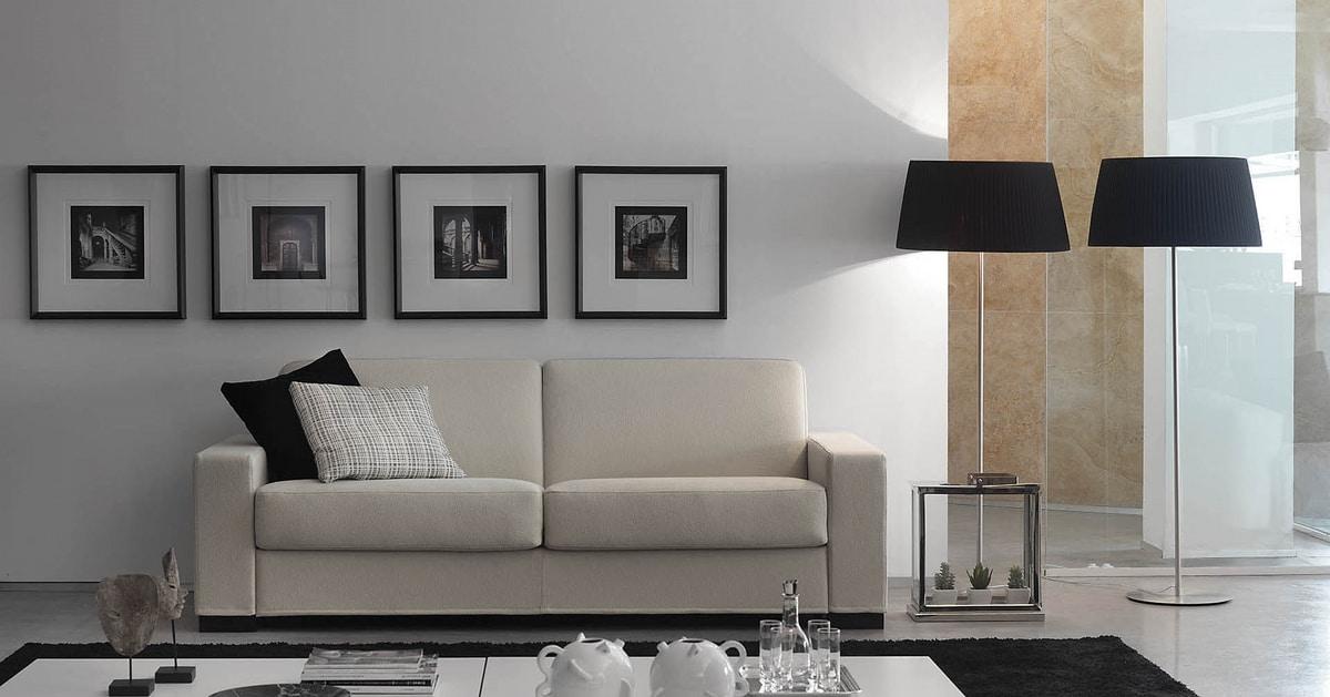 Duke, Sectional sofa bed