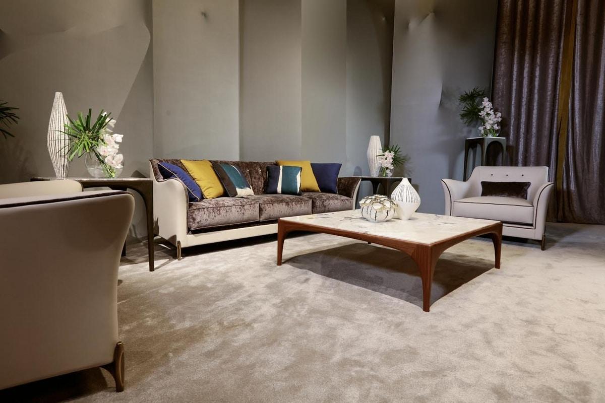 EGEA sofa, Sofa with a contemporary design