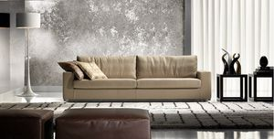 Ever, Modern sofa with soft cushions