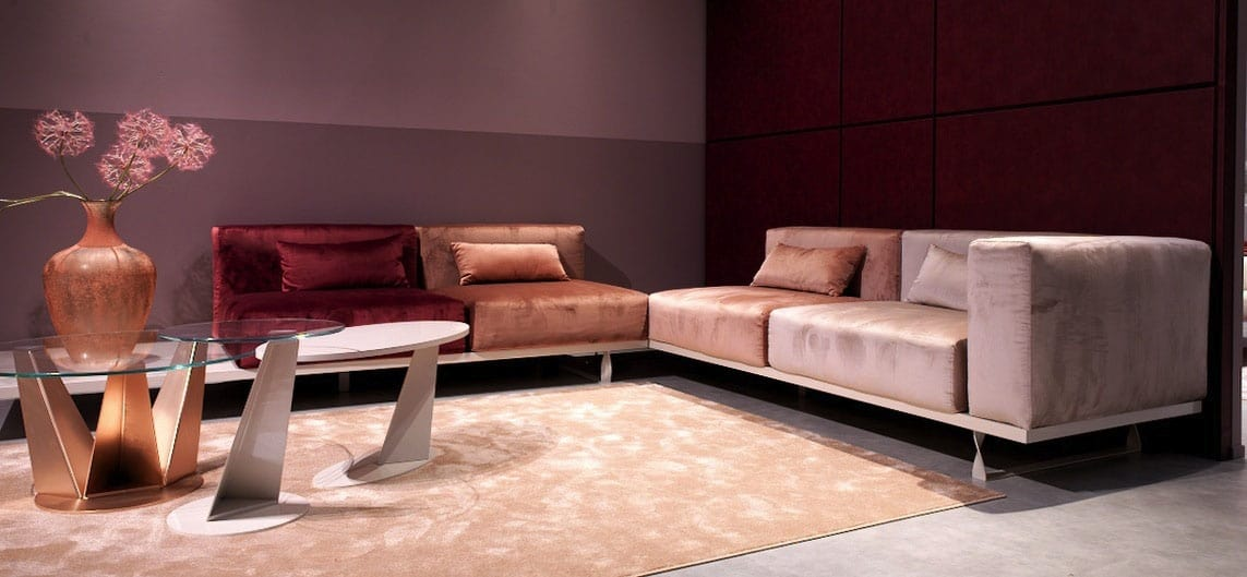 Fausto Art. FCO-025, Sectional sofa, with high quality