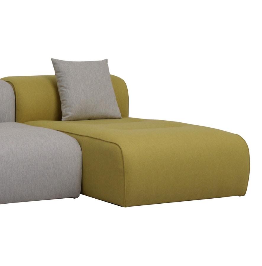 Fjord, Modern modular sofa