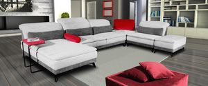 Ghibli, Sectional sofa with adjustable backrest