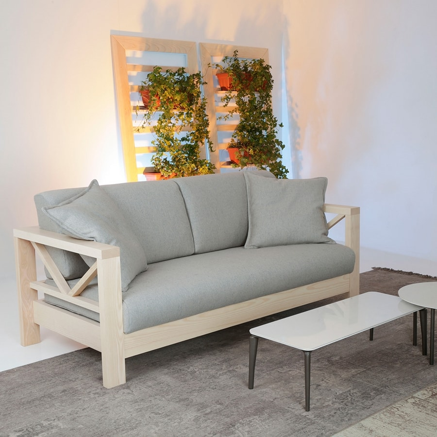 Hollywood Classic, Sofa with removable upholstery