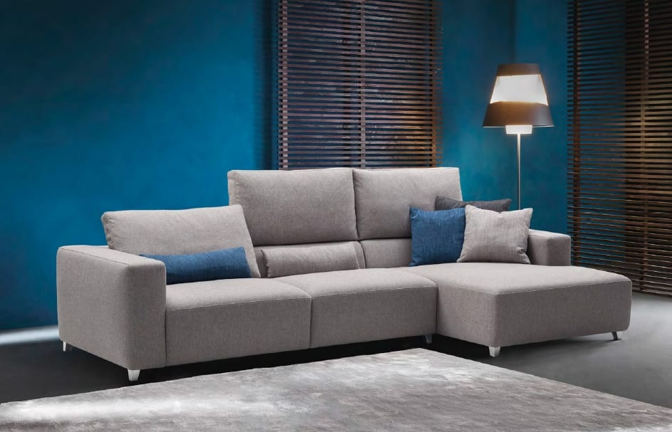 Sofa With Comfort Adjustment Idfdesign