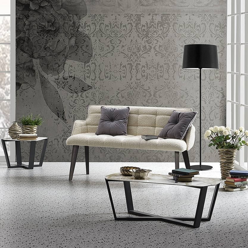 Jasmine, Sofa with clean and accurate shapes