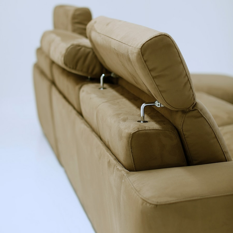 Jason, Modern sofa with relaxation mechanism