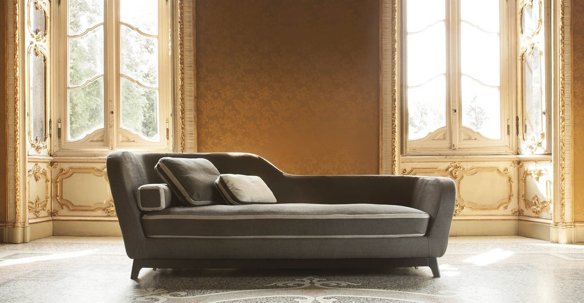 Jeremie, Day bed in art deco style