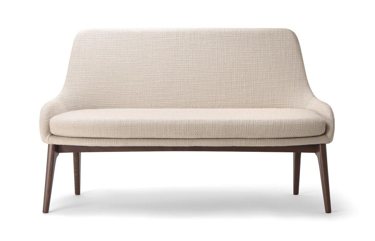 JO SOFA 058 D, Vintage-inspired sofa
