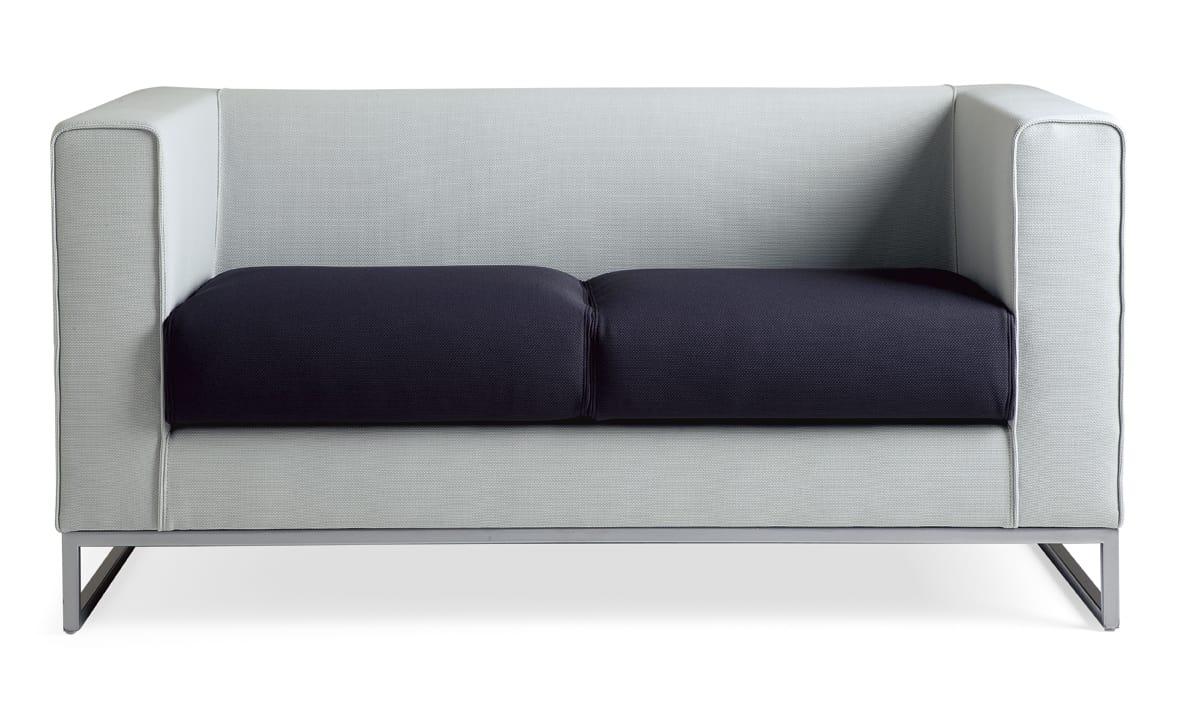 Klasse, Three-seater sofa, for waiting rooms