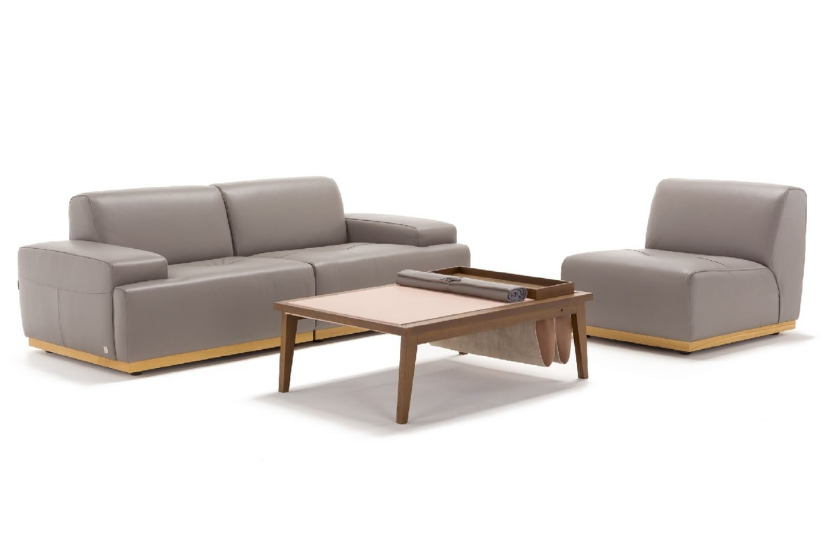 Kongens, Scandinavian style sofa