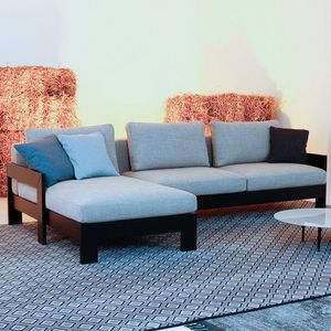 Kuba Classic, Modular sofa in wood