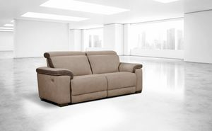 Kufra, Sofa in fixed or relaxation version