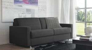 Lampo, Sofa bed with customizable armrests