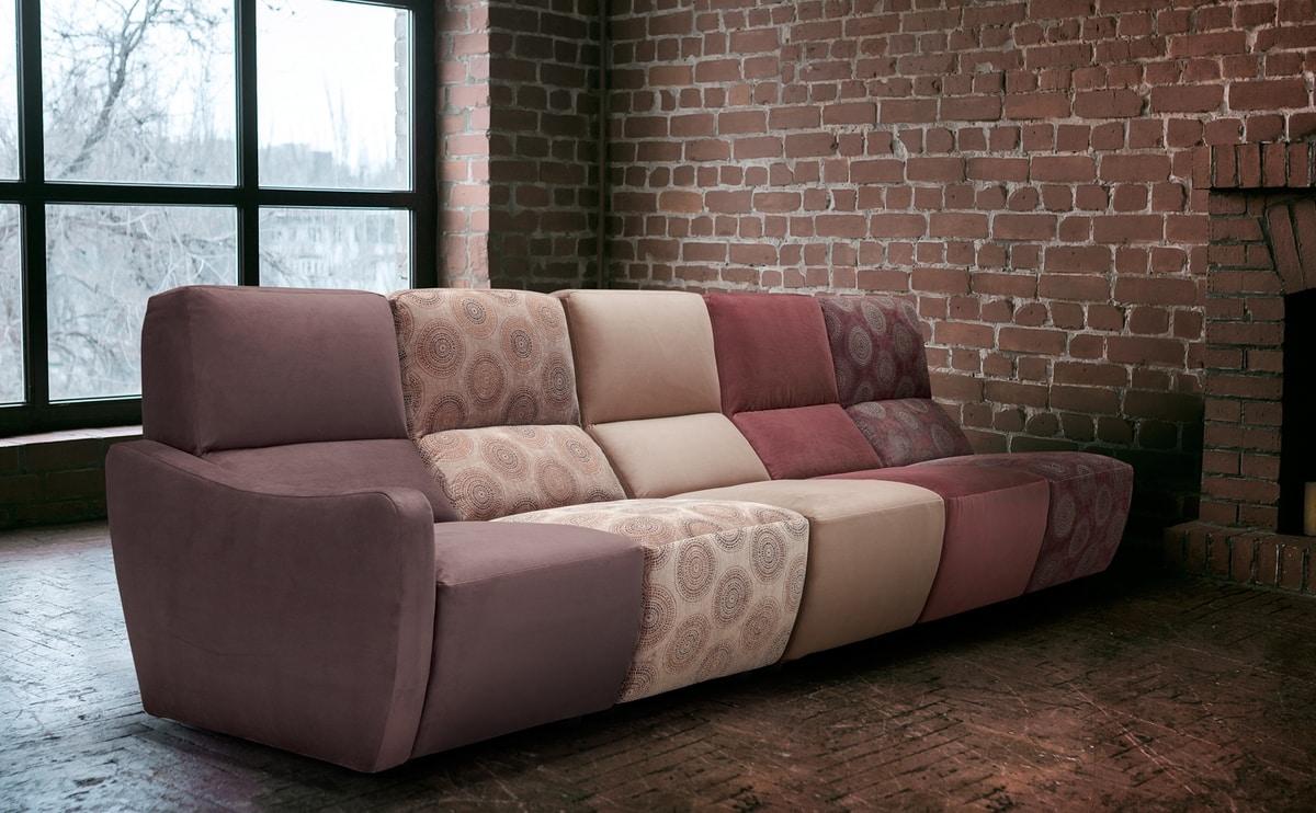 Liberty, Customizable modular sofa system