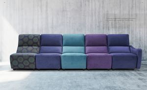 Liberty, Customizable modular sofa system