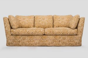 Lisa, Custom-made sofa with polyurethane padding