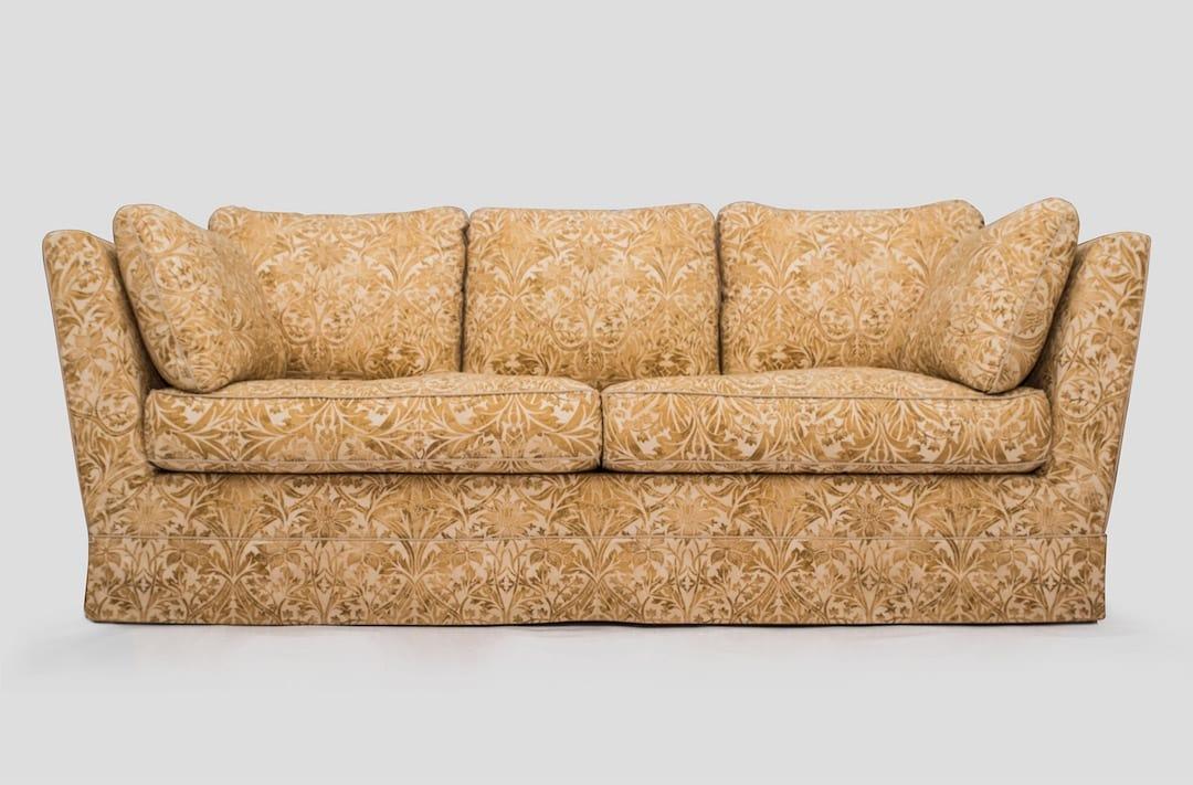 Lisa Custom Made Sofa With Polyurethane Padding